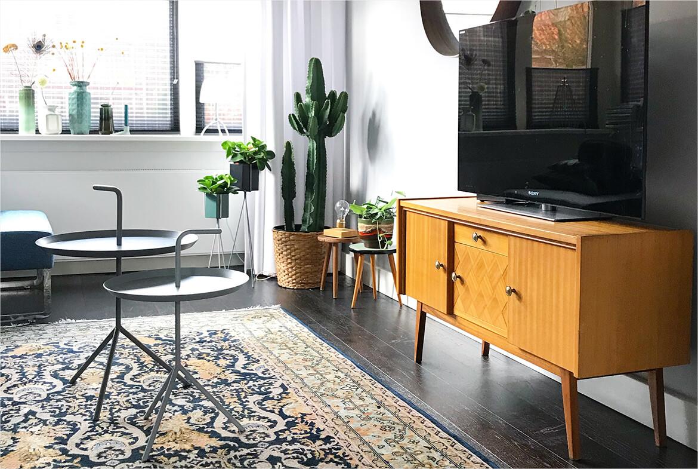 vintage tv meubel kanyer