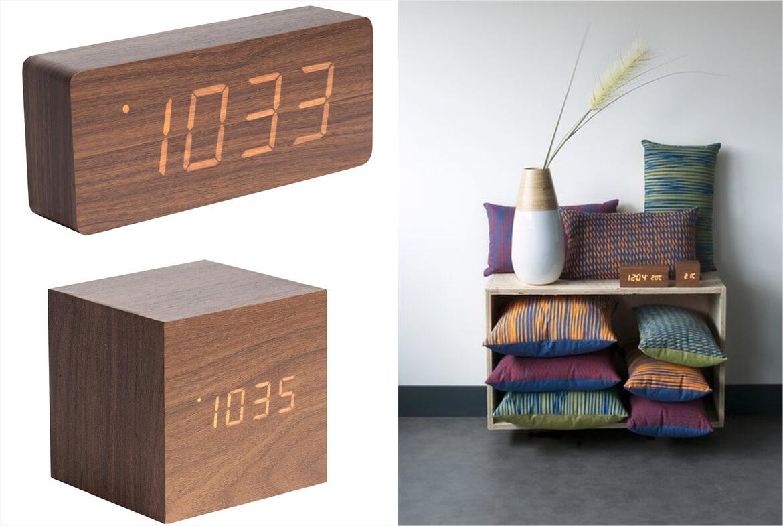 karlsson houten klok
